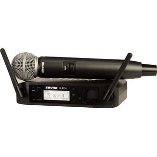 Shure Shure GLXD Handheld Wireless System With SM58 Mic - Z2