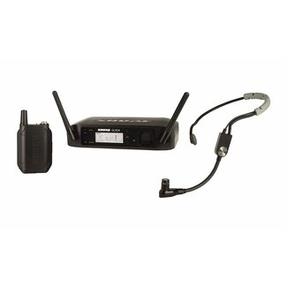Shure Shure GLXD Headset Wireless System With SM35 Microphone - Z2
