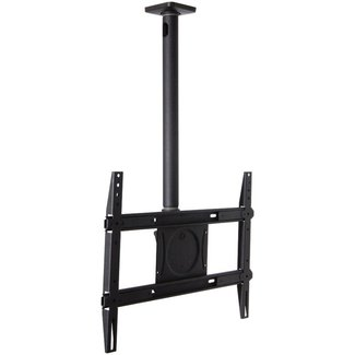 Omnimount Omnimount SCM125 TV Ceiling Mount For 32'' to 65'' - Black