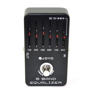 Joyo Technologies Joyo JF-11 6-Band Graphic Equalizer Pedal