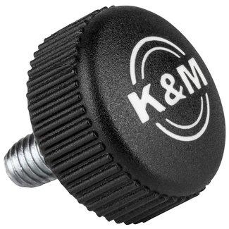 Konig & Meyer Konig & Meyer M6 16mm Base Knurled Knob Bolt for 210 & 211 Series Microphone Stands