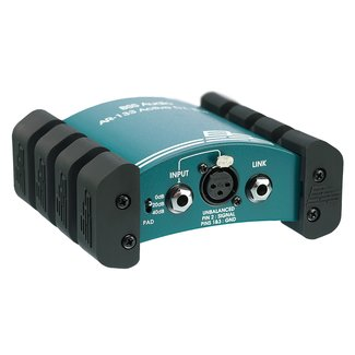 BSS Audio BSS Audio AR-133 Boite Directe Active