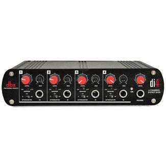 DBX DBX DI4 4-Channel Direct Box