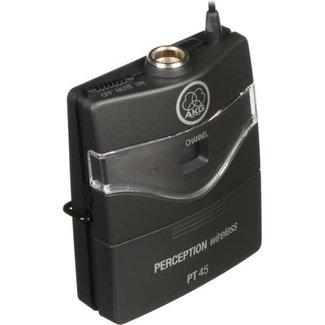 AKG AKG PT45 Émetteur de Ceinture - Fréquence A (530.025-559.00)