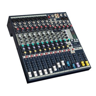 Soundcraft Soundcraft EFX8 8-Channel Mixer With 24-Bit Lexicon Digital Effects