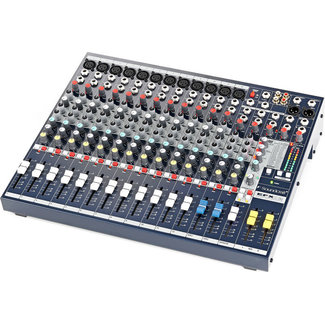 Soundcraft Soundcraft EFX12 12-Channel Audio Mixer With 24-Bit Lexicon Effects