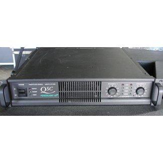 QSC Audio QSC Audio Powerlight 1.0HV Amplificateur de Puissance Stéréo - 500w / Canal 4 ohm (Usagé)