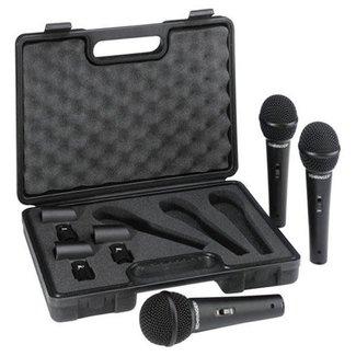 Behringer Behringer XM1800S Dynamic Cardioid Microphones (Set of 3)