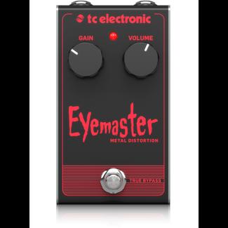 TC Electronic TC Electronic Eyemaster Metal Distortion Pedal