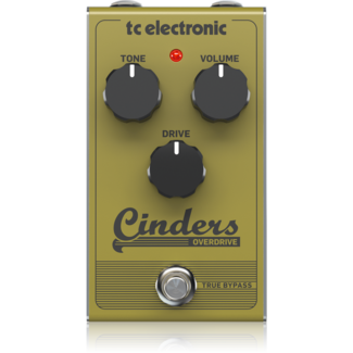 TC Electronic TC Electronic Cinders Overdrive Pedal