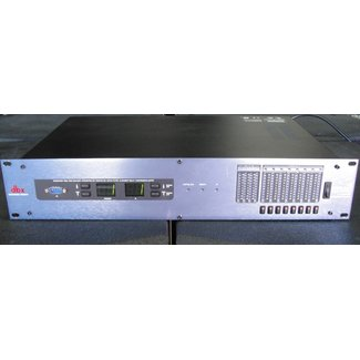 DBX DBX 482 Drive Rack Système de Gestion d'Enceinte Acoustique 4 Entrées / 8 Sorties (Usagé)