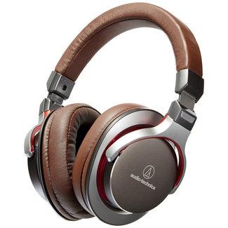 Audio-Technica Audio-Technica ATH-MSR7b Over-Ear High-Resolution Headphones - Gun-Metal Grey