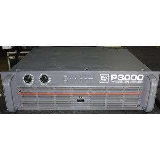 Electro-Voice Electro-Voice P3000 Precision Series Power Amplifier - 1200w/ch/4 ohm (Used)