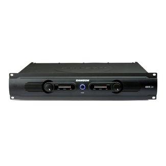 Samson Samson Servo 200 2-Channel Power Amplifier - 100w/Channel 4 Ohm
