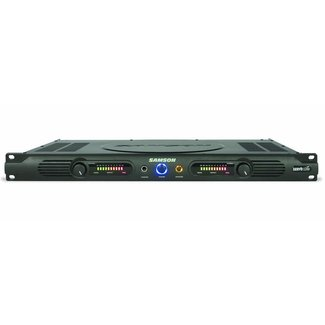 Samson Samson Servo 120a 2-Channel Power Amplifier - 60w/Channel 4 Ohms