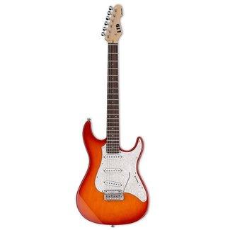ESP LTD ESP LTD LSN200WRCPRSB Guitare Électrique - Soleil Dégradé