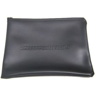 Shure Shure 95A2324 Vinyl Zippered Pouch for Beta52 / Beta91 Microphones