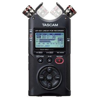 tascam Tascam DR-40X Enregistreur Numérique 4 Canaux Portatif