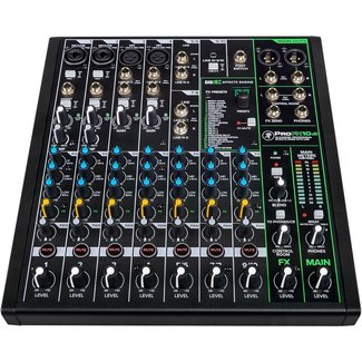 Mackie Mackie ProFx10V3 10-Channel Audio Mixer With FX & USB