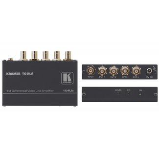 Kramer Electronics Kramer 104LN Distribution / Amplificateur Composite 1:4