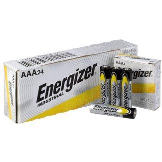 Energizer Energizer Industrial EN92 Batteries Alcalines 1.5v AAA (Boîte de 24)
