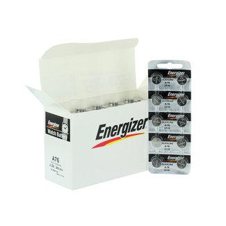 Energizer Energizer A76 Batteries Alcalines 1.5v / 11.6mm (Boîte de 10)