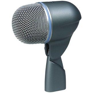 Shure Shure Beta52A microphone dynamique supercardioide au néodyme optimisé pour grosse caisse