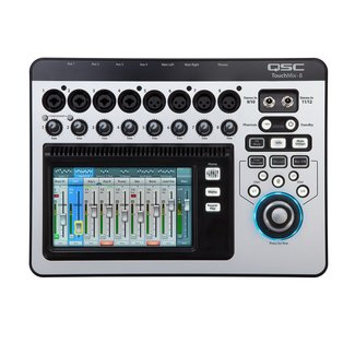 QSC Audio QSC Audio Touchmix-8 Touchscreen Digital Mixer