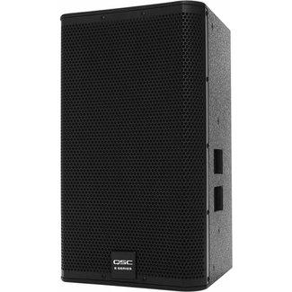 QSC Audio QSC E12 enceinte acoustique passive 12'' 2 voies - 400w