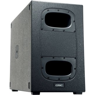 QSC Audio QSC KS212C Dual 12'' Powered Cardioid Subwoofer - 3600w