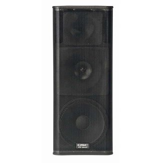 QSC Audio QSC KW153 3-Way 15'' Powered Loudspeaker - 1000w