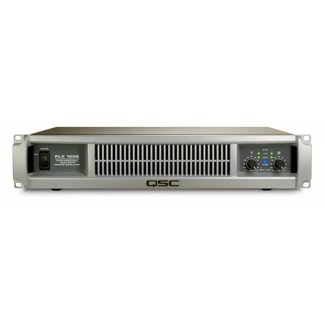 QSC Audio QSC PLX1802 2-Channel Power Amplifier - 330w / 8 ohms