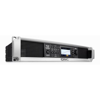 QSC Audio QSC PLD4.2 4-Channel Power Amplifier With DSP - 400w / 8 ohms