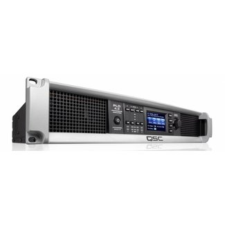 QSC Audio QSC PLD4.3 4-Channel Power Amplifier With DSP - 625w / 8 ohms