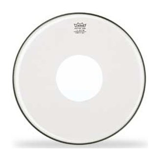 Remo Remo Controlled Sound 14'' Drum Head - Clear White Dot