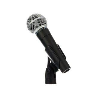 Shure Shure SM58-LC microphone dynamique cardioide