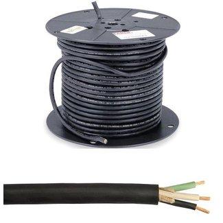 Relex câble électrique en vrak SJ00W 14awg 14/3 - Rouleau de 250'