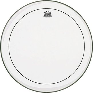 Remo Remo Pinstripe PS-1320-00 peau de grosse caisse 20'' - Translucide
