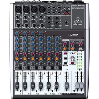 Behringer Behringer 1204USB 8-Channel Audio Mixer With USB Interface