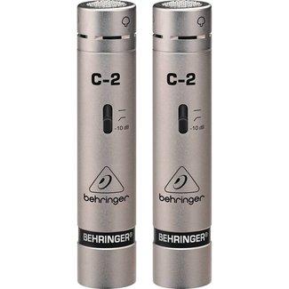 Behringer Behringer C2 Studio Condenser Microphones (Pair)