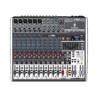 Behringer Behringer X1832USB Audio Mixer With FX & USB Interface