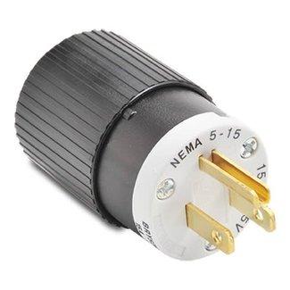 Bryant Bryant 5266N 15 Amp Plug, 125V, 5-15R