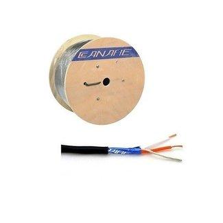 Canare Canare L-2B2AT câble microphone ultra-mince à blindage ruban d'aluminium - Vendu au pied