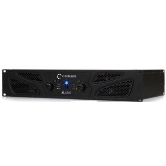 Crown Crown XLI800 2-Channel Power Amplifier - 200w / 8 ohms