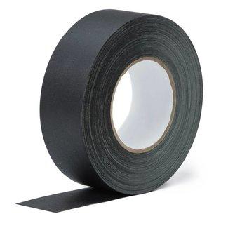 Gaffer Tape GT-BK ruban adhésif (caméra tape) 2'' x 180' - Noir