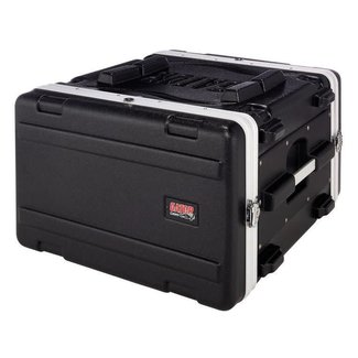 Gator Cases Gator Cases coffre rack en polyéthylène 6U, profondeur 19.5''