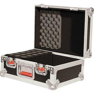 Gator Cases Gator Cases G-Tour-M15 valise de transport pour 15 microphones avec compartiment accessoires