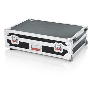 Gator Cases Gator Cases GTOUR-20X30 Coffre Console avec Roulettes et Poignée Rétractable - 20x30x6.5''