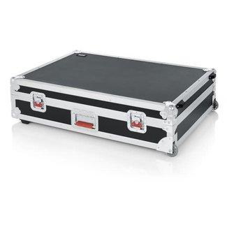 Gator Cases Gator Cases GTOUR-24X36 Coffre Console avec Roulettes et Poignée Rétractable - 24x36x5.5''