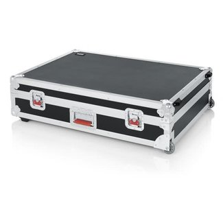 Gator Cases Gator Cases GTOUR-24X36 Mixer Case with Handle & Wheels - 24x36x5.5''